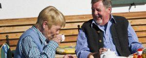 Hörtnagl neuer Obmann von Urlaub am Bauernhof