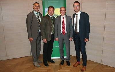 Titschenbacher neuer Präsident des Biomasseverbands