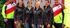 Eine Österreicherin fährt zur Forstarbeiter-WM