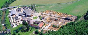 Holzindustrie im Zwischenhoch