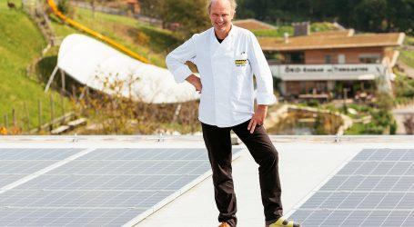 Strahlende Sieger beim Energy Globe Award