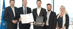 "Agro Innovation Lab erhält ""Global Innovator Award"""