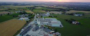 Mega-Lagerhaus in Oberösterreich entsteht