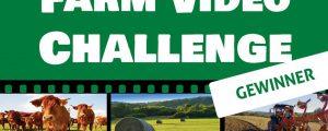 Viele Likes beim Videowettbewerb der Jungbauern