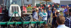 """ÖKL-Seminar zu """"Bodenwerkzeugen in Zwischenfrüchten"""""""
