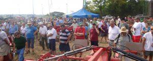 Besucherrekord beim Agrana-Feldtag