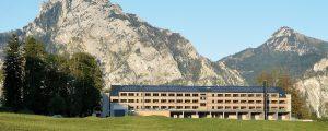 Forstliches Bildungszentrum in Traunkirchen eröffnet