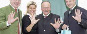 NÖ. Bauernbund designiert neue Spitzenfunktionäre