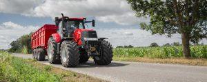 Case IH mit verbessertem Bremssystem für Traktoren