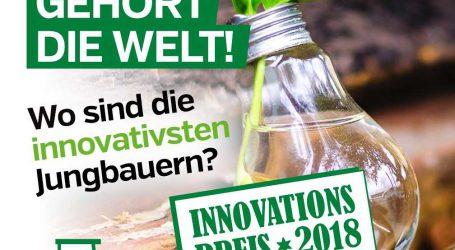 Jungbauernschaft sucht innovativsten Jungbauern