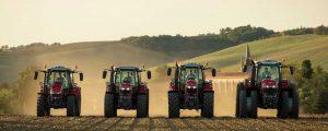 Massey Ferguson stellt S-Range Traktorenbaureihe vor