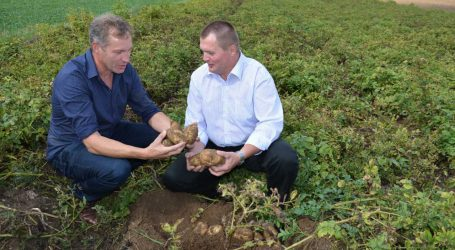 Stärkekartoffelbauern tagten im Waldviertel