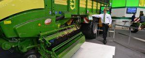 Landmaschinen: Dürre verdirbt Bauern die Kauflaune