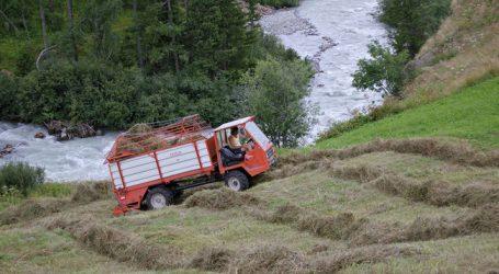 Genossenschaften für Milch in Berggebieten wichtig