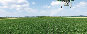 Fast jeder zehnte deutsche Bauern setzt auf Drohnen