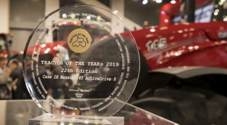 Tractor of the year 2019: Doppelerfolg für Case IH