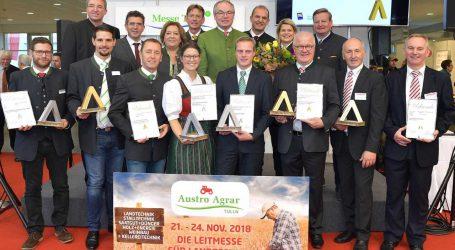 AgrarTec-Preise für innovative Landtechnik