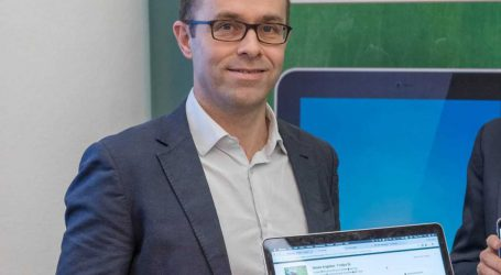 Lagerhäuser präsentieren digitale Handelsplattform