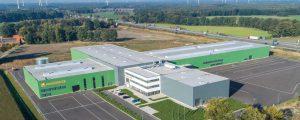 """Amazone weihte """"Fabrik der kurzen Wege"""" ein"""