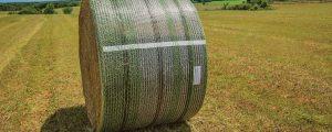 AgrarTec-Gold für John Deere-Rundballenverpackung