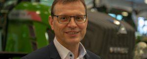 "Fendt: Wagner neuer ""Vice President Engineering Tractors"""