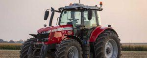 """MF 7719 S Maschine des Jahres bei den """"mittleren Traktoren"""""""