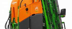 Amazone: Neue Anbauspritze UF 1602