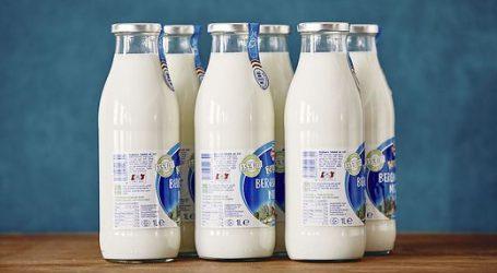 Berglandmilch stellt auf Mehrweg-Milchflaschen um