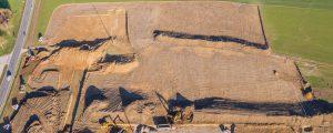 Bodenverbrauch sinkt langsam