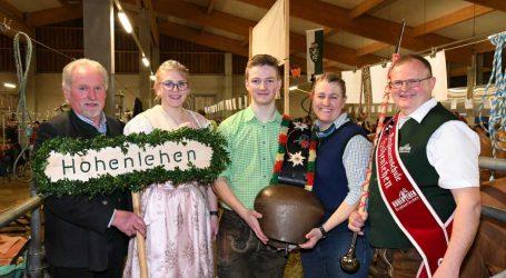 LFS Hohenlehen gewann Jungzüchter-Kreativbewerb