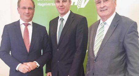 Ernst Karpfinger neuer Aufsichtsratspräsident der Hagelversicherung
