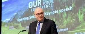 Agrarkommissar Hogan will marginales Ackerland aufforsten