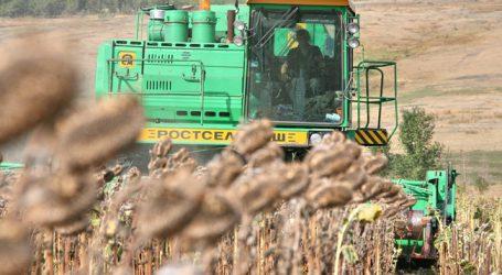Ukraine baut Agrarexporte kräftig aus