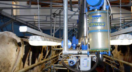 Gedämpfter Jahresstart für deutsche Milcherzeuger