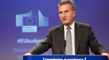"""Oettinger: """"Kürzungen im Agrarbudget nicht übertrieben"""""""