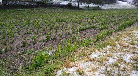 Schwere Unwetter mit Hagel zogen über die Steiermark