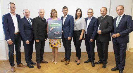 Ministerin Patek und Agrarlandesräte gegen Bodenverbrauch