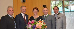 Oberösterreich hat erste Landwirtschaftskammerpräsidentin