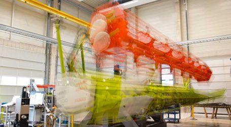 Claas eröffnet neues Test- und Versuchsgelände