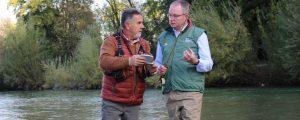 Alarmsystem gegen Fischsterben in Niederösterreich