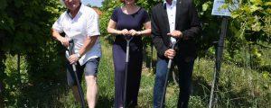 Weinbauschule Krems erhält neues Landtechnikzentrum