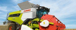Claas stellt zweite Generation des Lexion vor