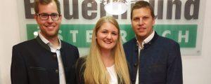 Pia Eßl wird neue Generalsekretärin der Jungbauernschaft