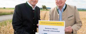 Marchfeld: Stickstoff mit Bemessungsprogramm eingespart