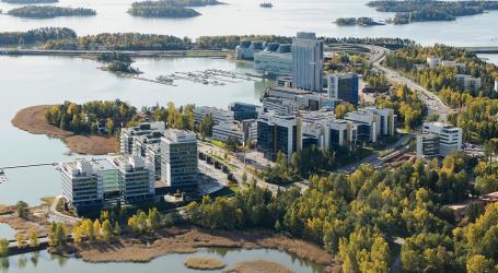 Espoo wird Gastgeber des Energy Globe Award