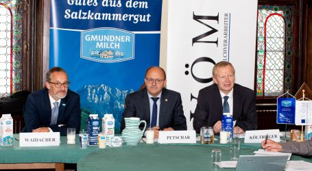 Milchtagung 2019 in Gmunden