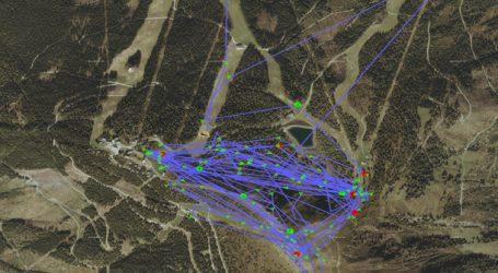 Weidetiere mit GPS-Technologie orten
