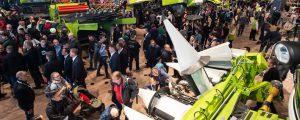 Halbe Million Besucher auf Agritechnica