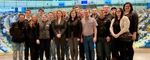 Rinderzuchtprofis visitieren EU-Parlament