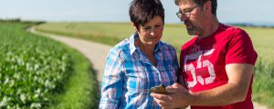 Schweizer Agrarscouts stets gesprächsbereit